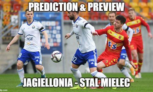 Prediction : Jagiellonia Białystok – Stal Mielec