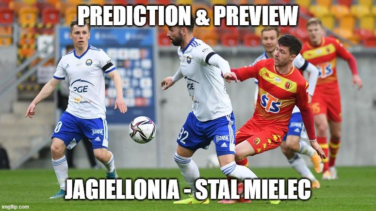 Prediction : Jagiellonia Białystok - Stal Mielec