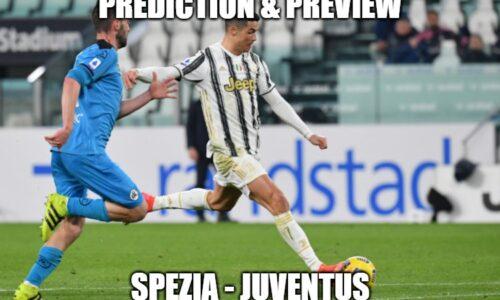 Spezia – Juventus prediction