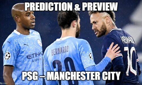 Prediction : PSG – Manchester City