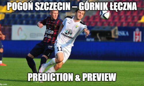 Prediction : Pogoń Szczecin – Górnik Łęczna