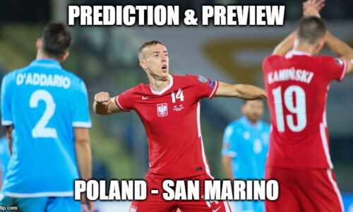 Prediction : Poland – San Marino